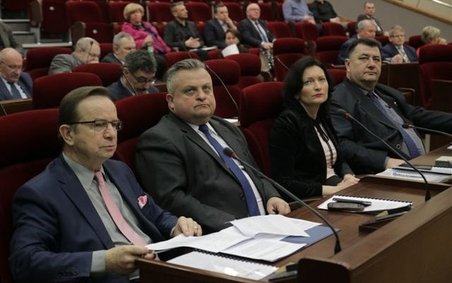 Posiedzenie Wojewódzkiej Rady Dialogu Społecznego