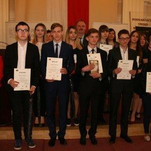 Gala VI Podkarpackiego Konkursu Pięknego Czytania