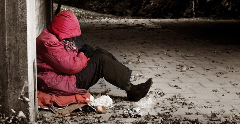 osoba bezdomna