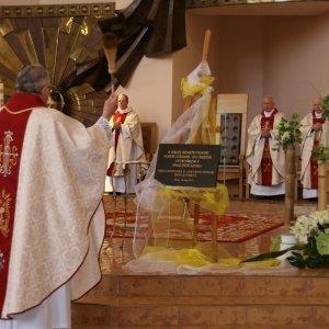 Uroczystość w Krośnie