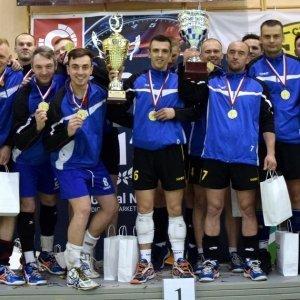 XXXIV Mistrzostwa Polski Strażaków PSP w Piłce Siatkowej