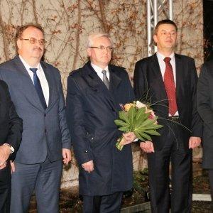 Zaprzysiężenie Konsula Honorowego Królestwa Belgii