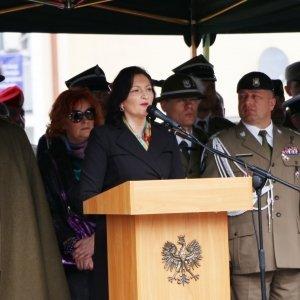 Przekazanie i objęcie obowiązków dowódcy 21 Brygady Strzelców Podhalańskich