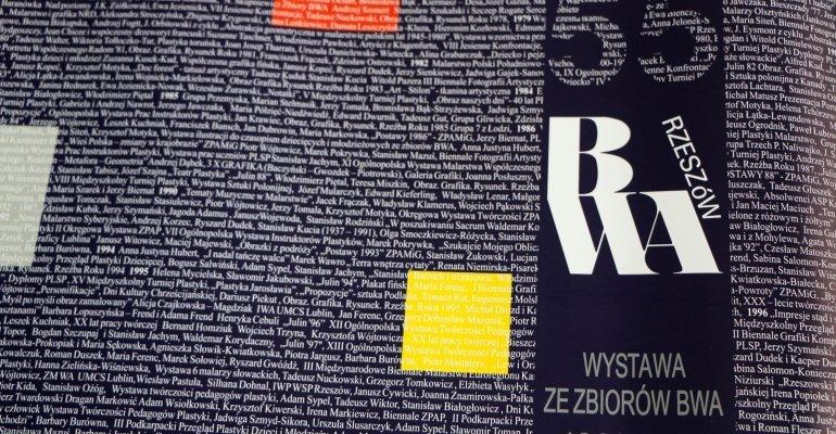 Jubileusz 55-lecia Galerii Biura Wystaw Artystycznych w Rzeszowie
