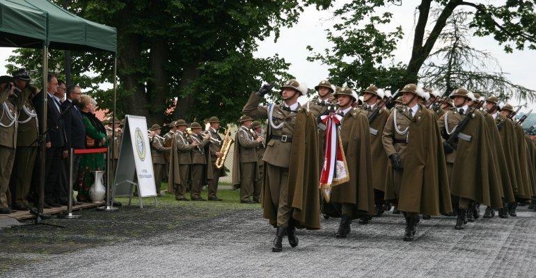 Święto 21 Brygady Strzelców Podhalańskich