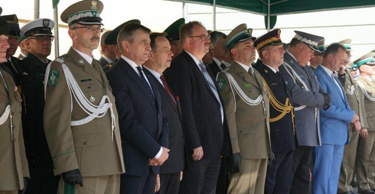 Święto Bieszczadzkiego Oddziału Straży Granicznej