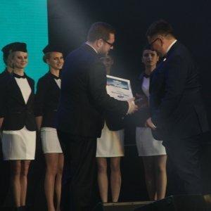 """""""Najlepsza Linia Lotnicza 2016"""" - gala wręczenia nagród"""