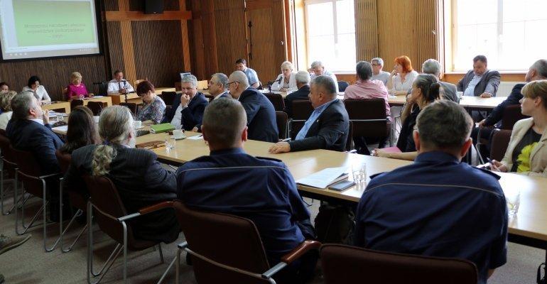 Posiedzenie Komisji Mniejszości Narodowych i Etnicznych