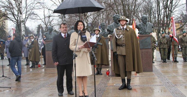 Uczczono pamięć Żołnierzy Wyklętych