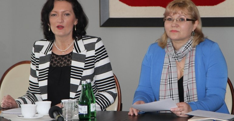 Posiedzenie Wojewódzkiego Zespołu ds. Przeciwdziałania Handlowi Ludźmi