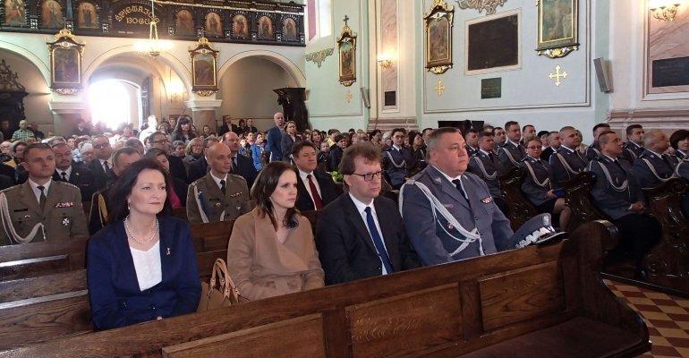 Uczczono pamięć pomordowanych w Katyniu funkcjonariuszy Policji Państwowej