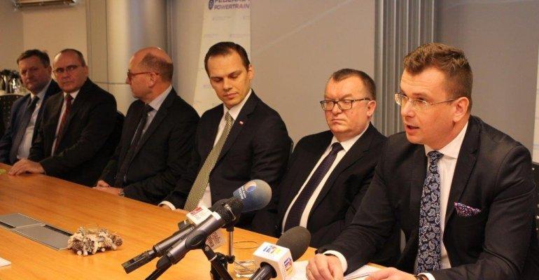 Spotkanie z udziałem wiceministra Adama Hamryszczaka