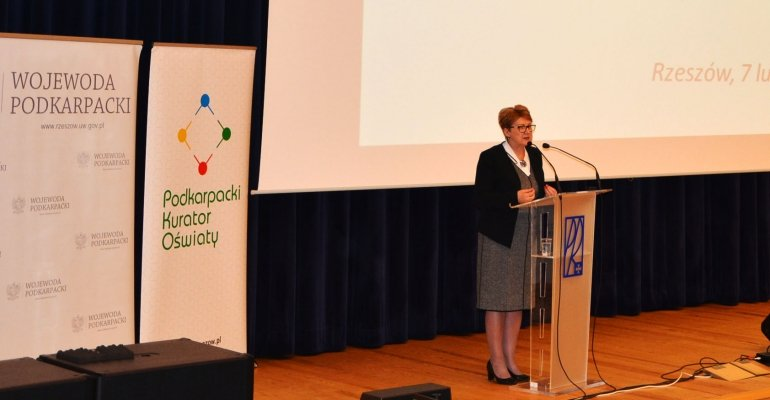 Konferencja dotycząca edukacji zawodowej