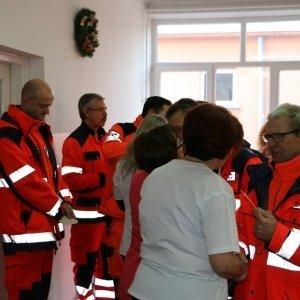 Przekazanie specjalistycznego ambulansu
