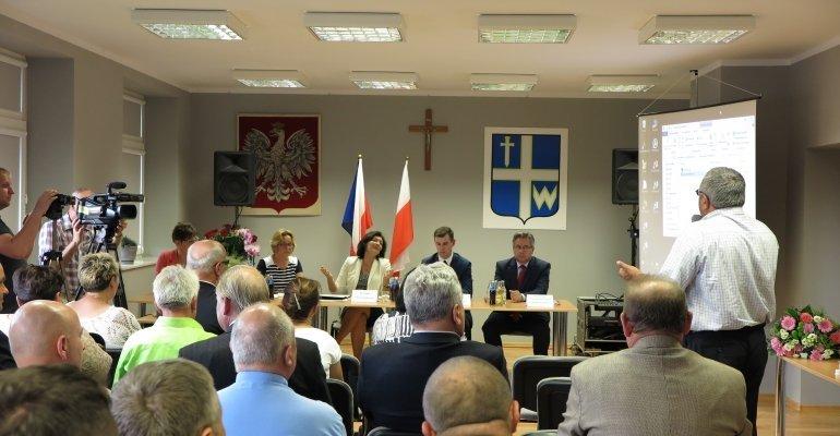 Spotkanie poświęcone aktualizacji wojewódzkiego planu działania systemu Państwowe Ratownictwo Medyczne
