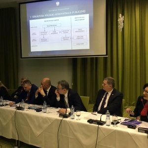 Polsko-słowackie rozmowy o administracji rządowej i samorządowej