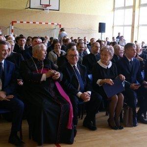 Uroczystość w Szkole Podstawowej w Lubeni