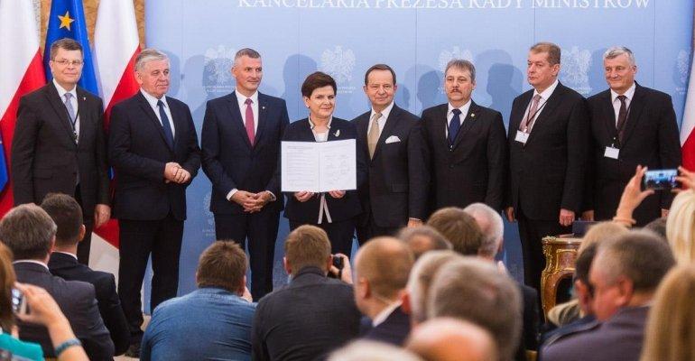 10 lat Deklaracji Łańcuckiej – konferencja