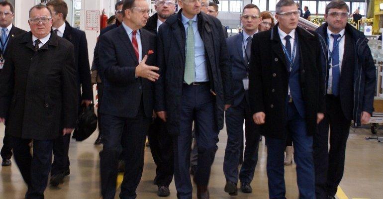 Wicepremier Mateusz Morawiecki w Mielcu