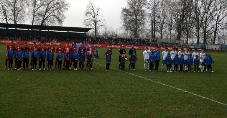Międzynarodowy mecz w Jarosławiu