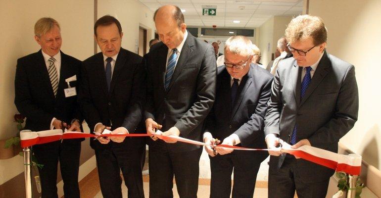 Minister Konstanty Radziwiłł w Krośnie