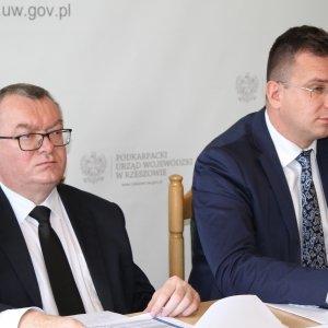Inwestycje kolejowe w województwie podkarpackim