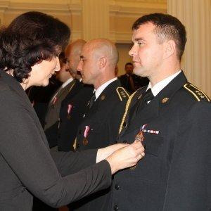 Odznaczenia dla służb mundurowych
