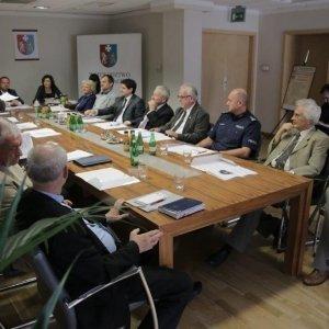 Spotkanie członków komitetu honorowego