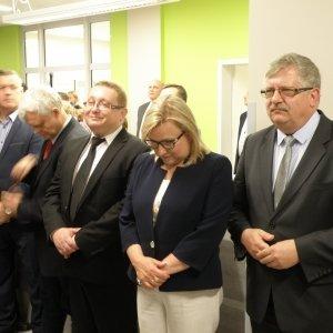 Kliniczny Oddział Chorób Zakaźnych w Łańcucie otwarty po remoncie