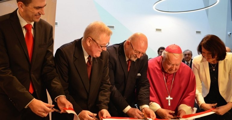 Otwarcie nowej siedziby Archiwum Państwowego w Rzeszowie