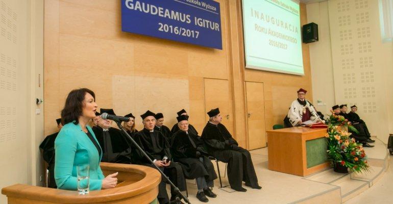 WSPiA Rzeszowska Szkoła Wyższa rozpoczęła rok akademicki