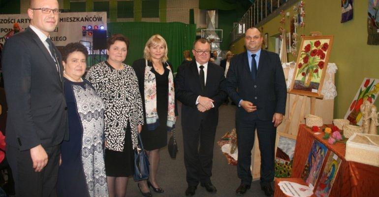 XVIII Przegląd Twórczości Artystycznej Mieszkańców Domów Pomocy Społecznej Województwa Podkarpackiego