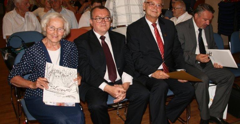 """10. rocznica powstania Grupy Literackiej """"SŁOWO"""""""