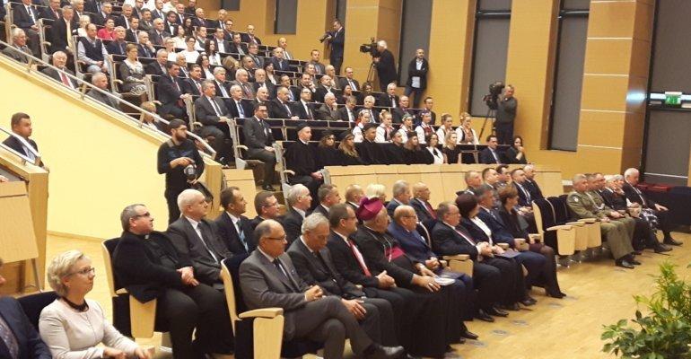 Inauguracja roku akademickiego na Politechnice Rzeszowskiej