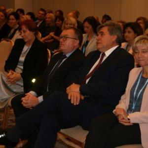 Konferencja z udziałem wicewojewody