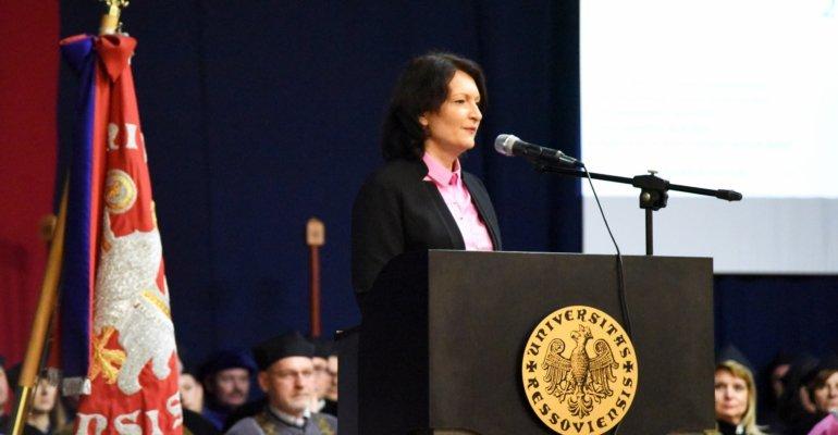 Inauguracja na Uniwersytecie Rzeszowskim