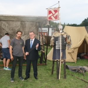 "VI Karpacki Festiwal Archeologiczny ""Dwa Oblicza"""