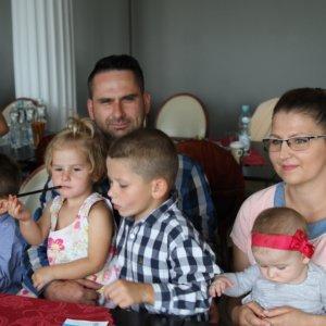 Rodzina przed pierwszym dzwonkiem
