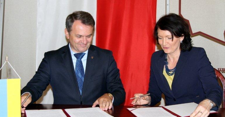 Polsko-ukraińskie rozmowy o współpracy transgranicznej