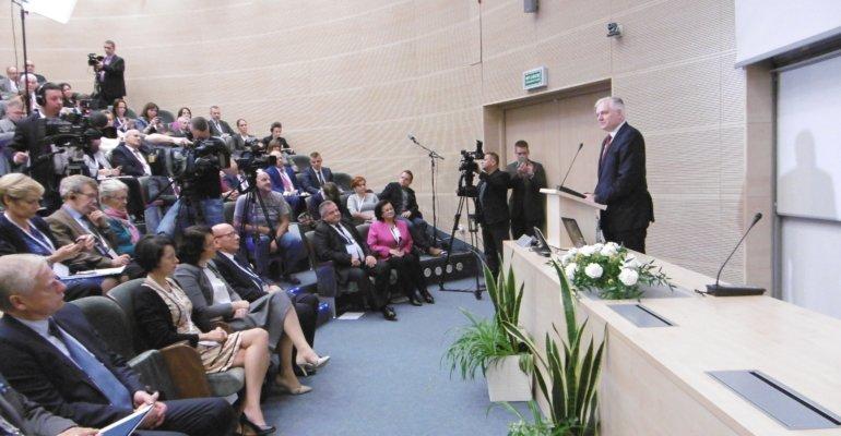 """Konferencja """"Umiędzynarodowienie – szansa i wyzwania dla polskich uczelni"""""""