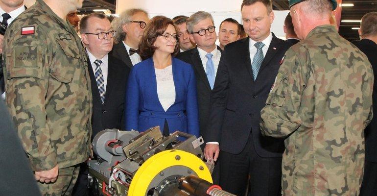 Międzynarodowy Salon Przemysłu Obronnego w Kielcach