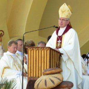 Dożynki diecezjalne w Rzeszowie