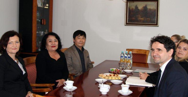 Wizyta konsula