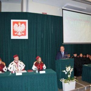inauguracja PWSZ