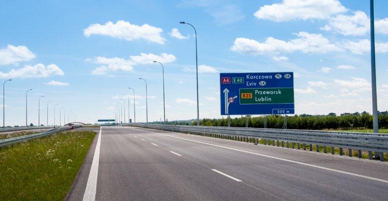 Ostatni odcinek autostrady A4 oddany do ruchu