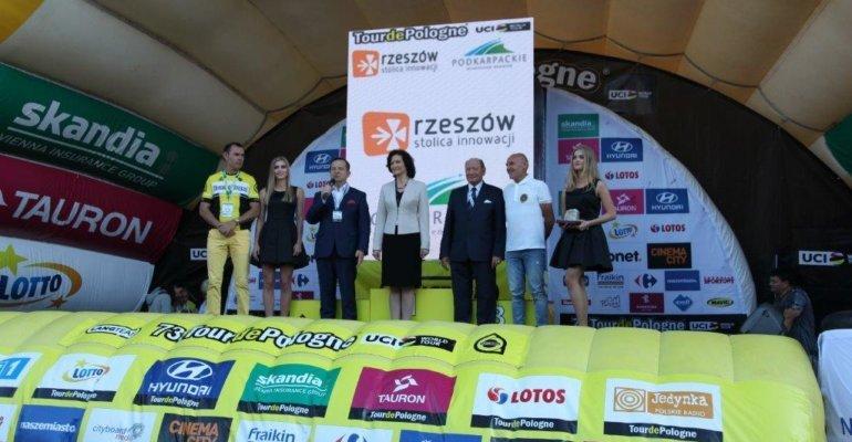 Tour de Pologne w Rzeszowie