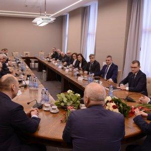 Spotkanie z ministrem