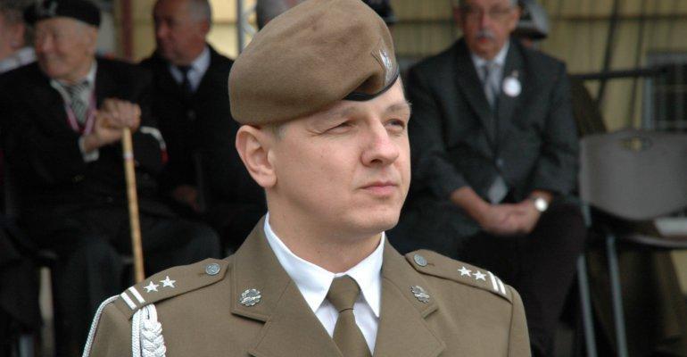 Ppłk Artur Barański