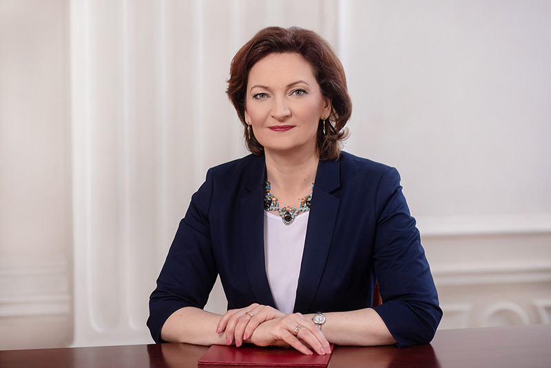 Ewa Leniart Wojewoda Podkarpacki