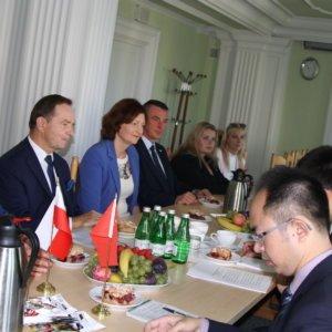 Wizyta ambasadora